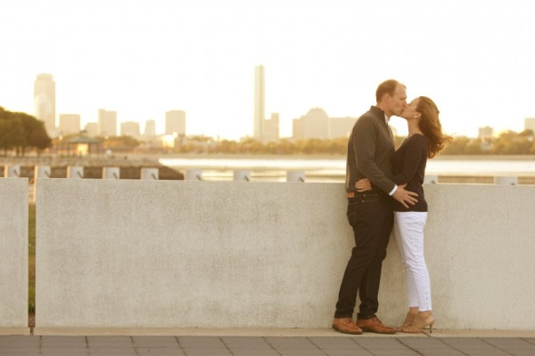 Engagement Session (w/Wedding Booked)  $250